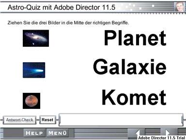 Ein kleines Quiz zum astronomischen Allgemeinwissen