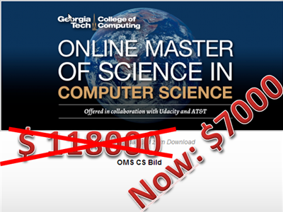 OnlineMasterOfComputerScience