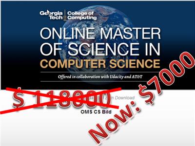 OnlineMasterOfComputerScience
