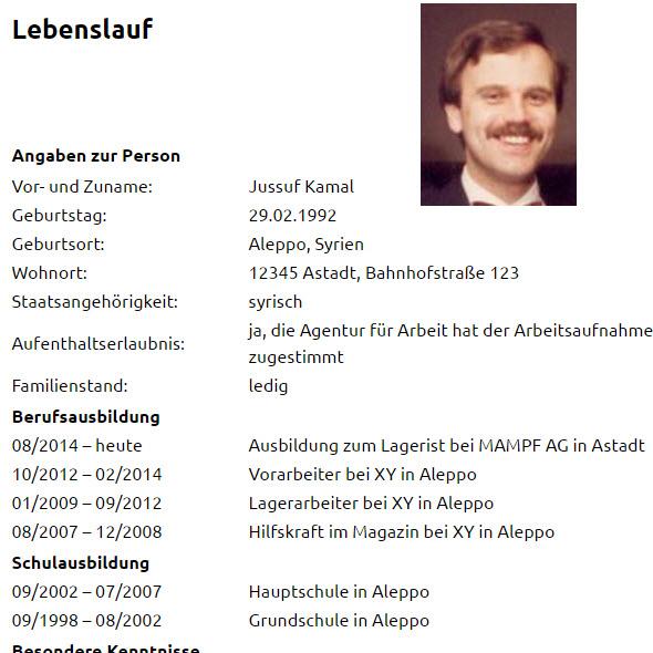 Ziemlich Lebenslauf Für Lagerarbeiter Galerie - Entry Level Resume ...